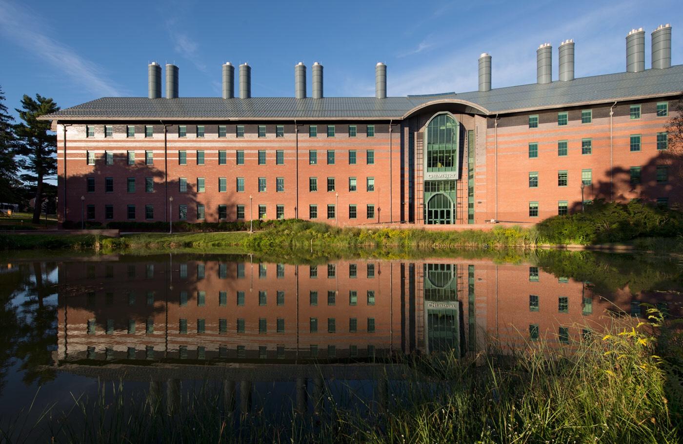Chemistry Building Image